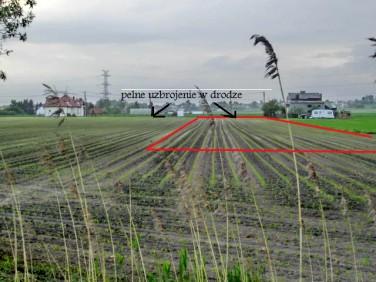 Działka budowlano-rolna Przygodzice