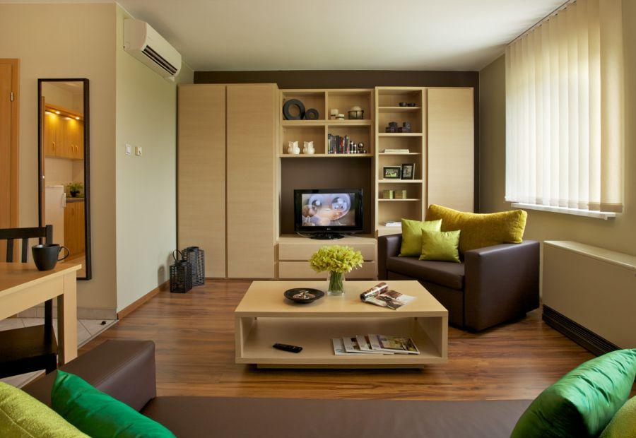 Mieszkanie kawalerka z aneksem kuchennym 31 m² na wynajem Wrocław