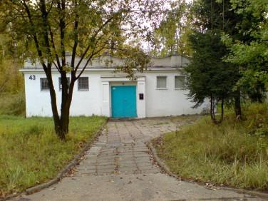Budynek użytkowy Poniatowa