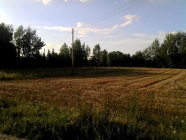 Działka budowlano-rolna Bogacica