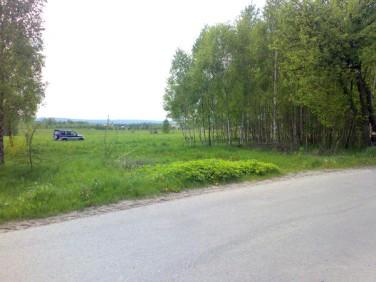 Działka budowlano-rolna Janik