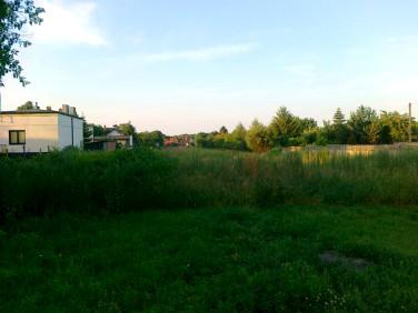 Działka inwestycyjna Andrespol