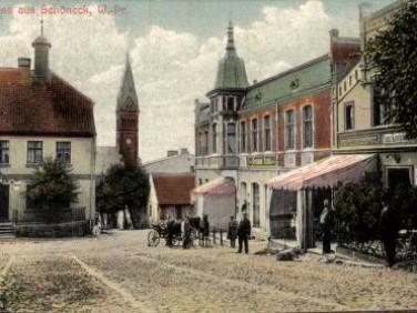 Mieszkanie Skarszewy