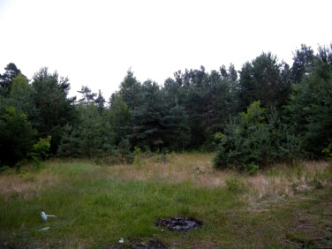 Działka rekreacyjna Olsztyn