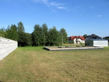 Zabudowana działka Chałupki