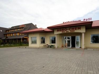 Budynek użytkowy Płock sprzedaż