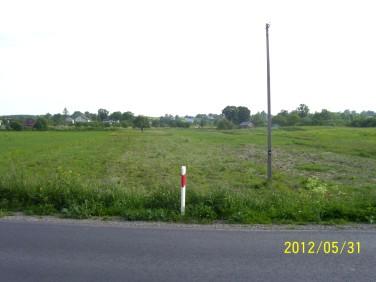 Działka budowlano-rolna Majdan Górny