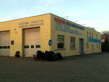 Budynek użytkowy Koluszki