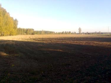Działka rolna Śniadowo