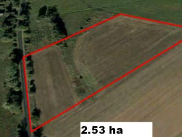Działka rolna Tarnówko