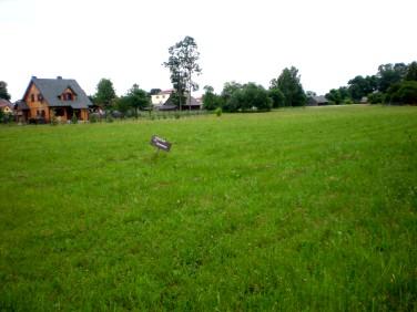 Działka rekreacyjna Barchów