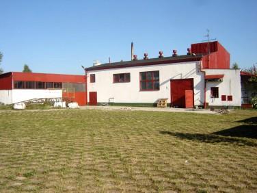 Budynek użytkowy Konopiska