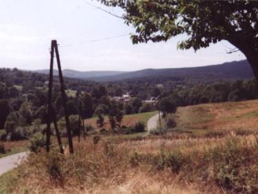 Działka budowlano-rolna Chromiec