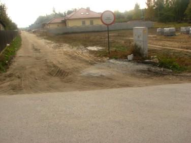 Działka budowlana Sołtyków