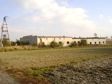 Budynek użytkowy Kajetanówka