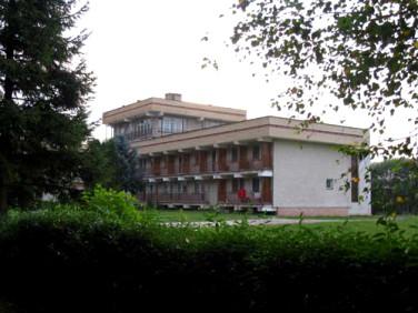Budynek użytkowy Czudec