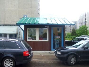 Budynek użytkowy Ostróda