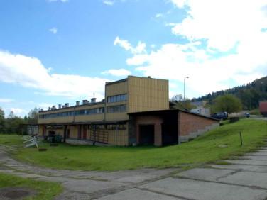 Budynek użytkowy Ustrzyki Dolne