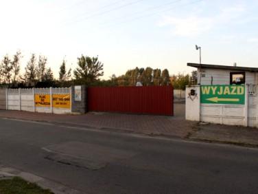 Działka przemysłowa Częstochowa