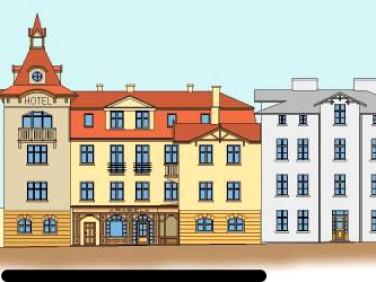 Działka usługowa Sopot