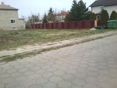 Działka budowlana Żychlin