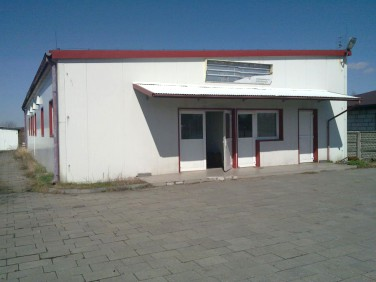 Budynek użytkowy Radomsko