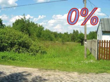 Działka budowlana Suchedniów