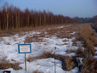 Działka rolna Glinojeck