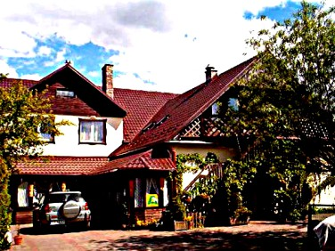Budynek użytkowy Wdzydze Tucholskie