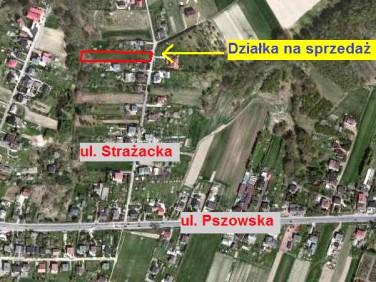 Działka budowlano-rolna Wodzisław Śląski