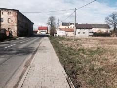 Działka usługowa Pietrzykowice
