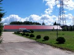 Budynek użytkowy Orle
