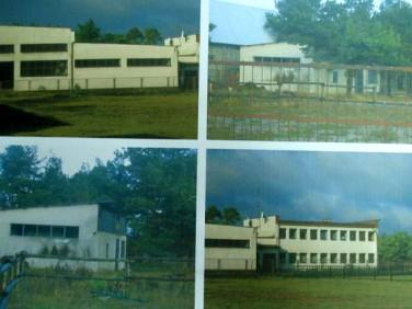 Budynek użytkowy Siewierz