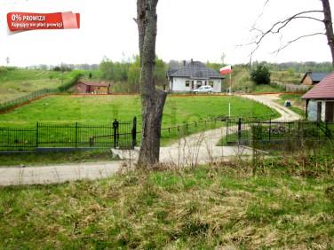 Zabudowana działka Kębłowo Nowowiejskie