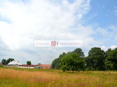 Działka budowlano-rolna Koźla