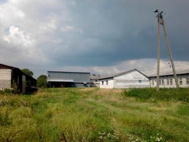 Budynek użytkowy Niegosławice