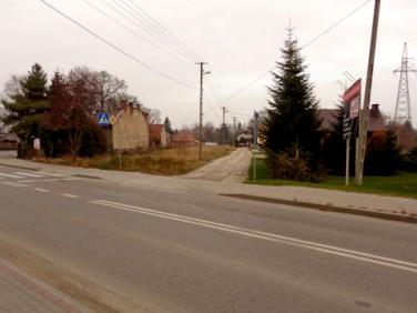 Działka inwestycyjna Tarnów