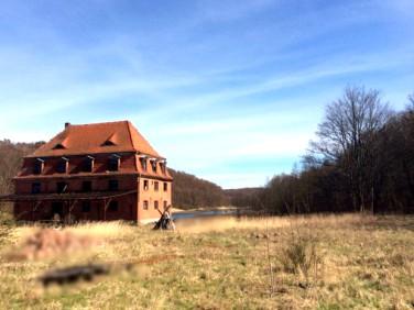 Budynek użytkowy Polanów