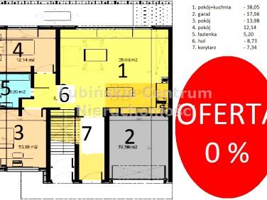 Mieszkanie Obora sprzedaż