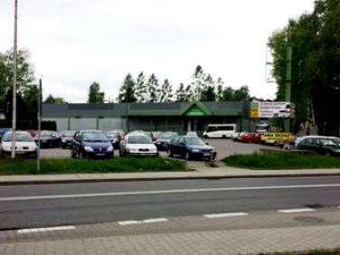 Budynek użytkowy Bochnia