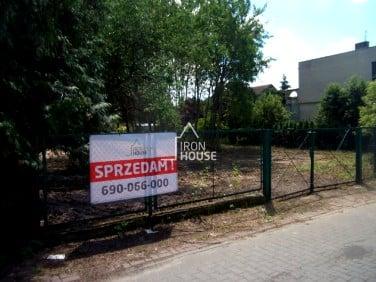 Zalesiona działka Poznań