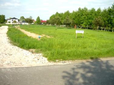 Działka budowlano-rolna Sudół