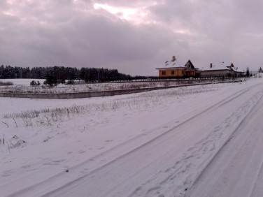Działka budowlana Osowicze