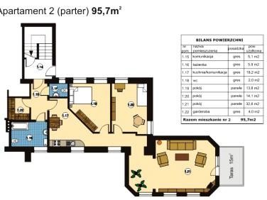 Mieszkanie Banino sprzedaż