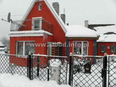 Dom gryfice - domek z garażem - 1500 zł + media