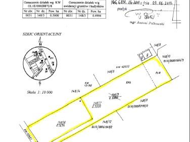 Działka budowlano-rolna Nowa Wieś Ełcka