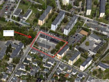 Działka inwestycyjna Poznań