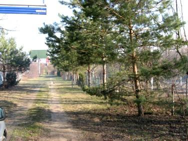 Działka rekreacyjna Warszawa