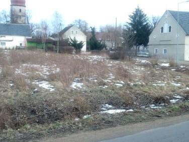Działka budowlano-rolna Kraśnik Dolny