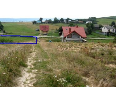 Działka budowlano-rolna Orzechówka